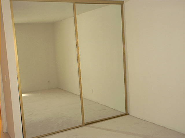 Big Bedroom, Mirrored Closets, Nice Carpeting...